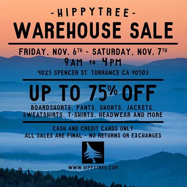 fdaeb745928 Warehouse Sale - Up to 75% Off   Blog   HippyTree