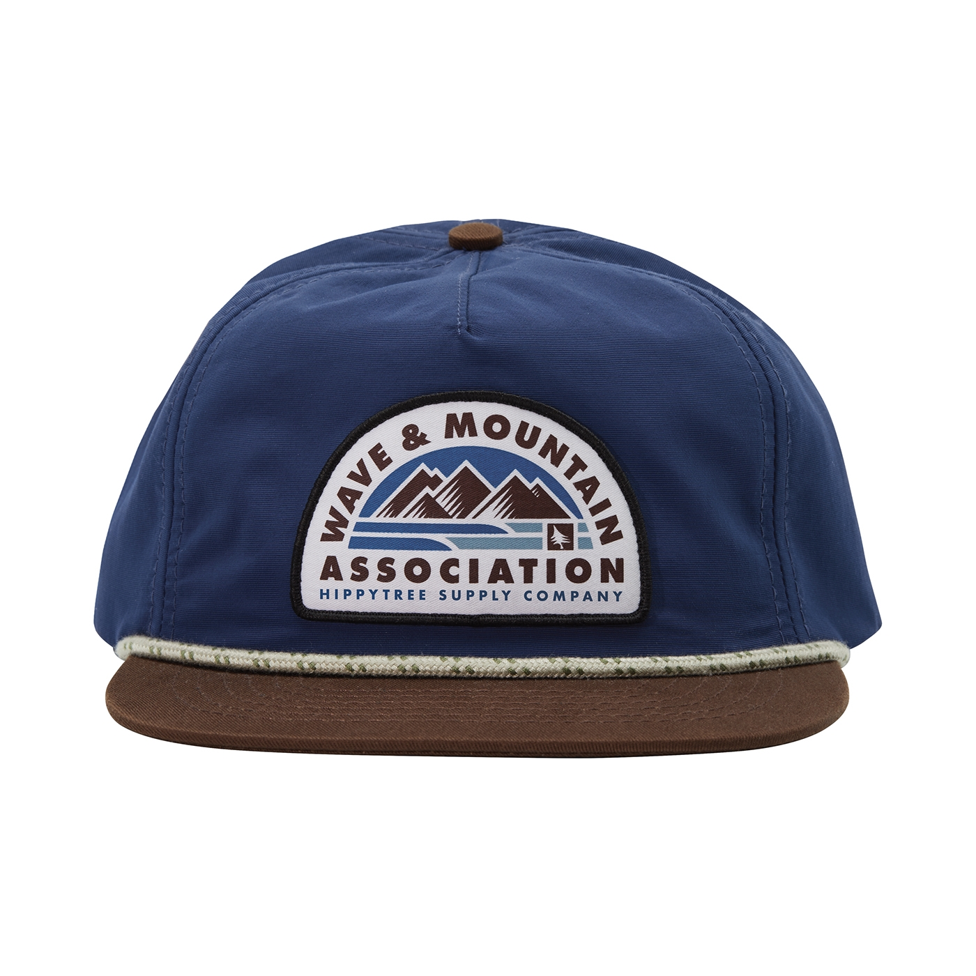 4c841c2d2a1f5 Association Hat Navy   HippyTree