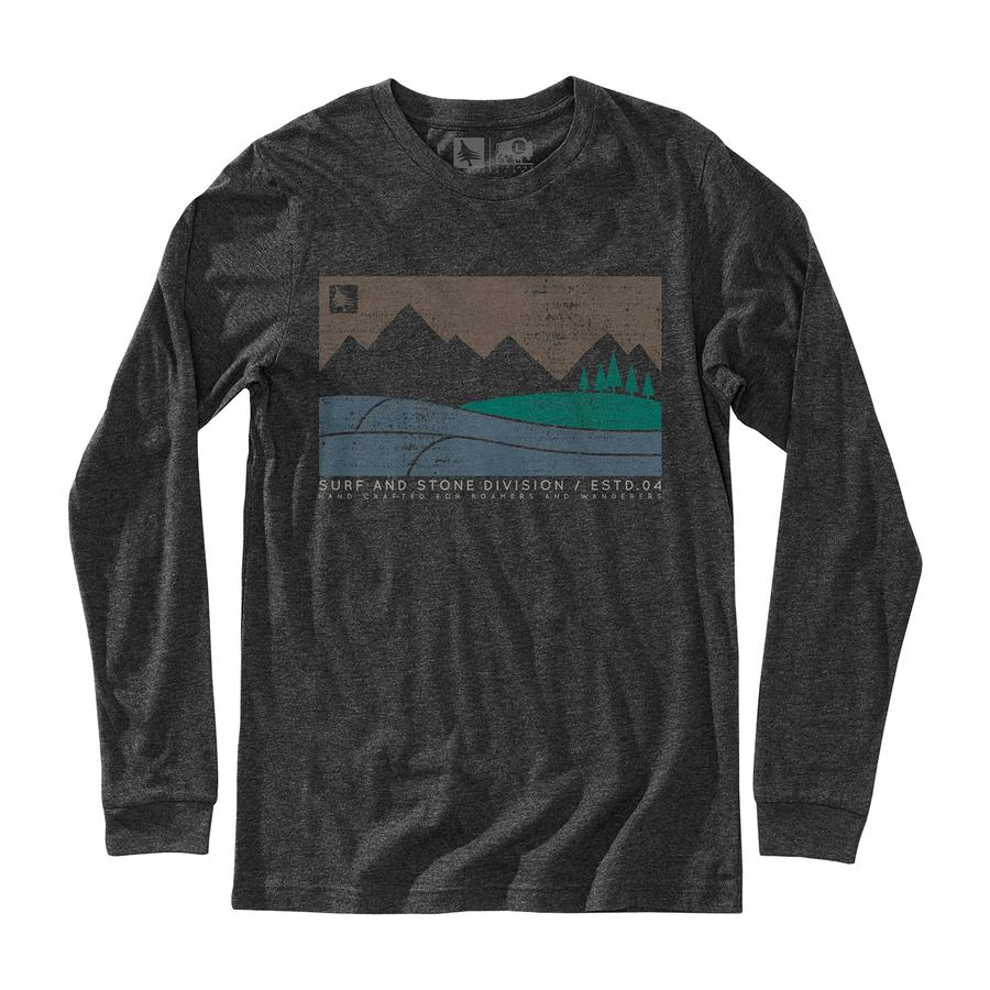 Boundary Long Sleeve Tee