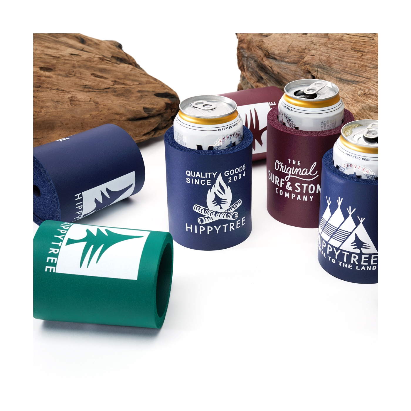 Foam Can Koozie
