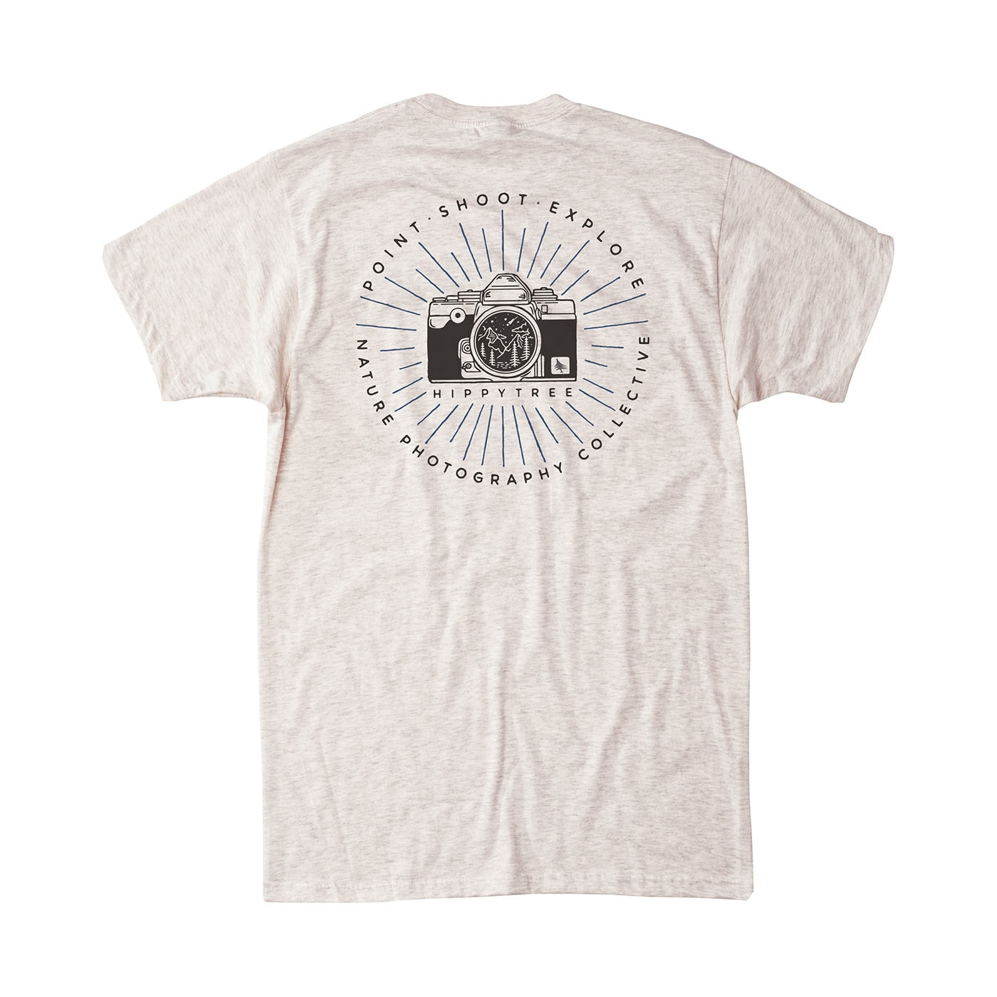 Focal Point Tee