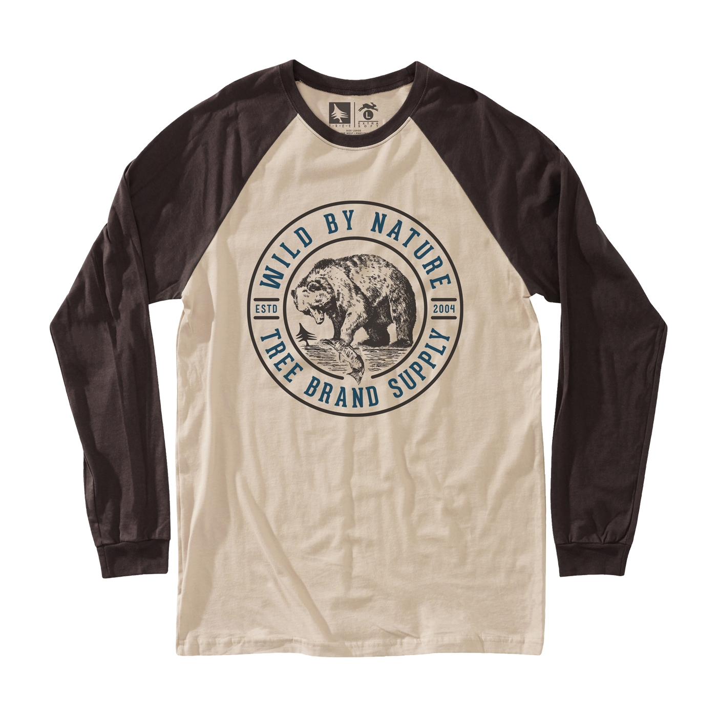 Grizzly L/S Tee