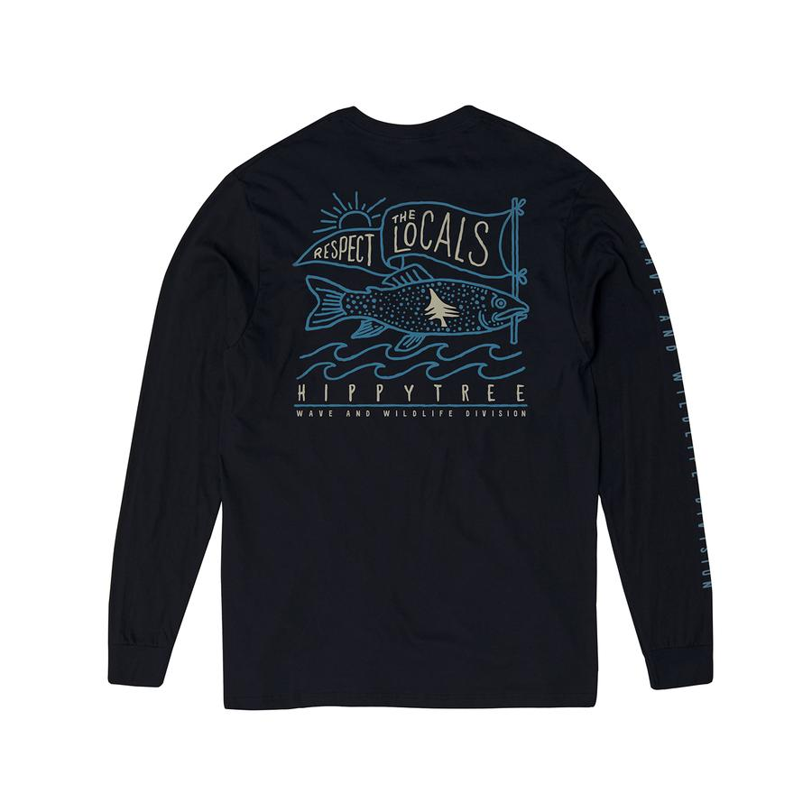 Locals Long Sleeve Tee