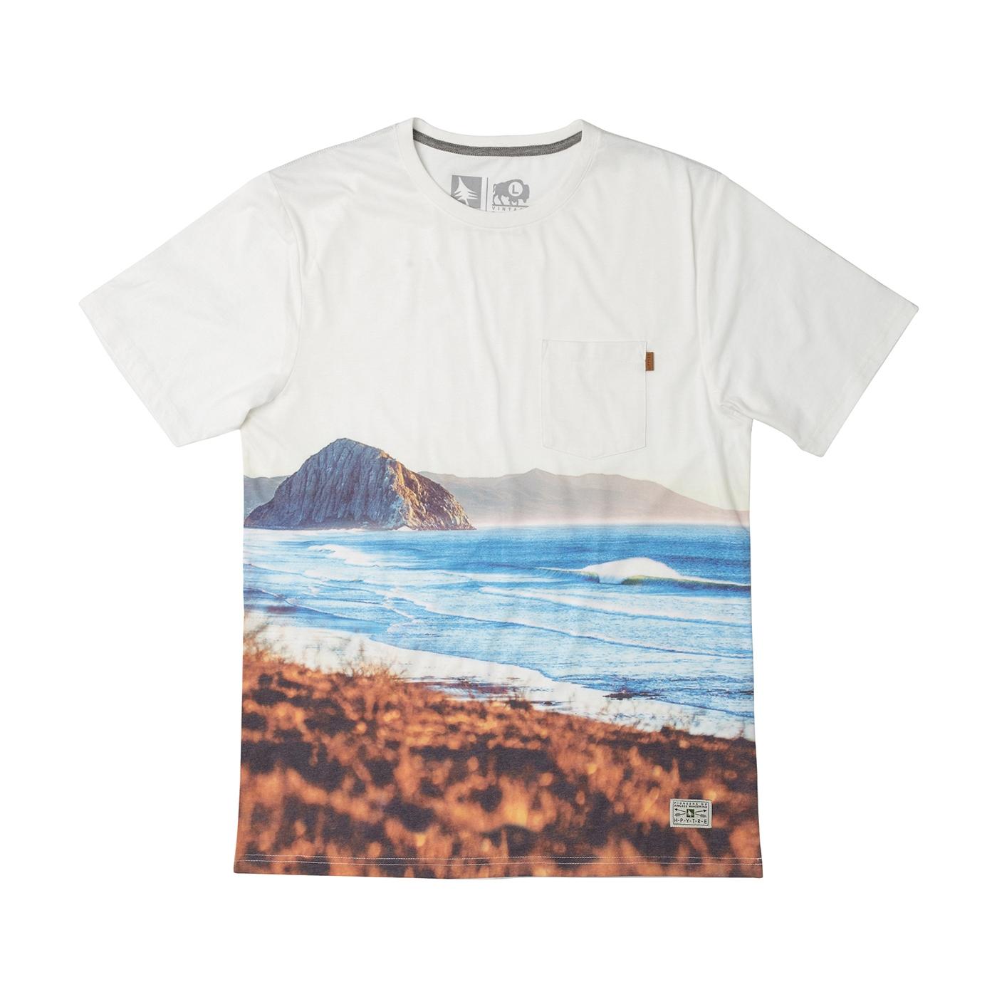 Shirt design victoria bc - Morro Tee
