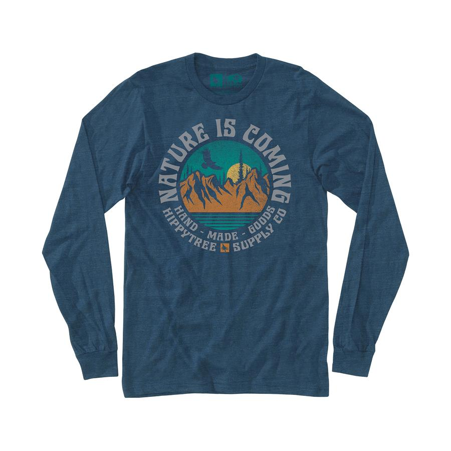 Olympia Long Sleeve Tee