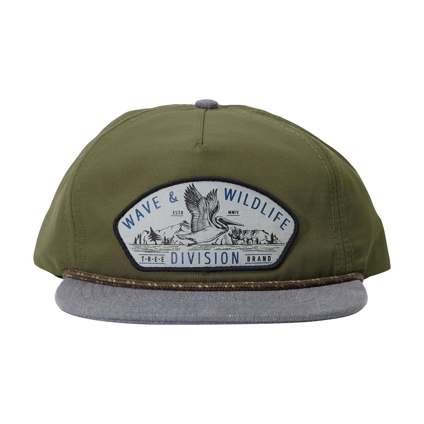64c82b0c099 Peninsula Hat Army   HippyTree
