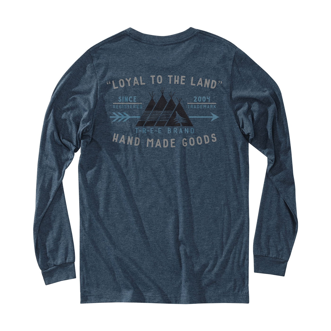 Plains Long Sleeve Tee