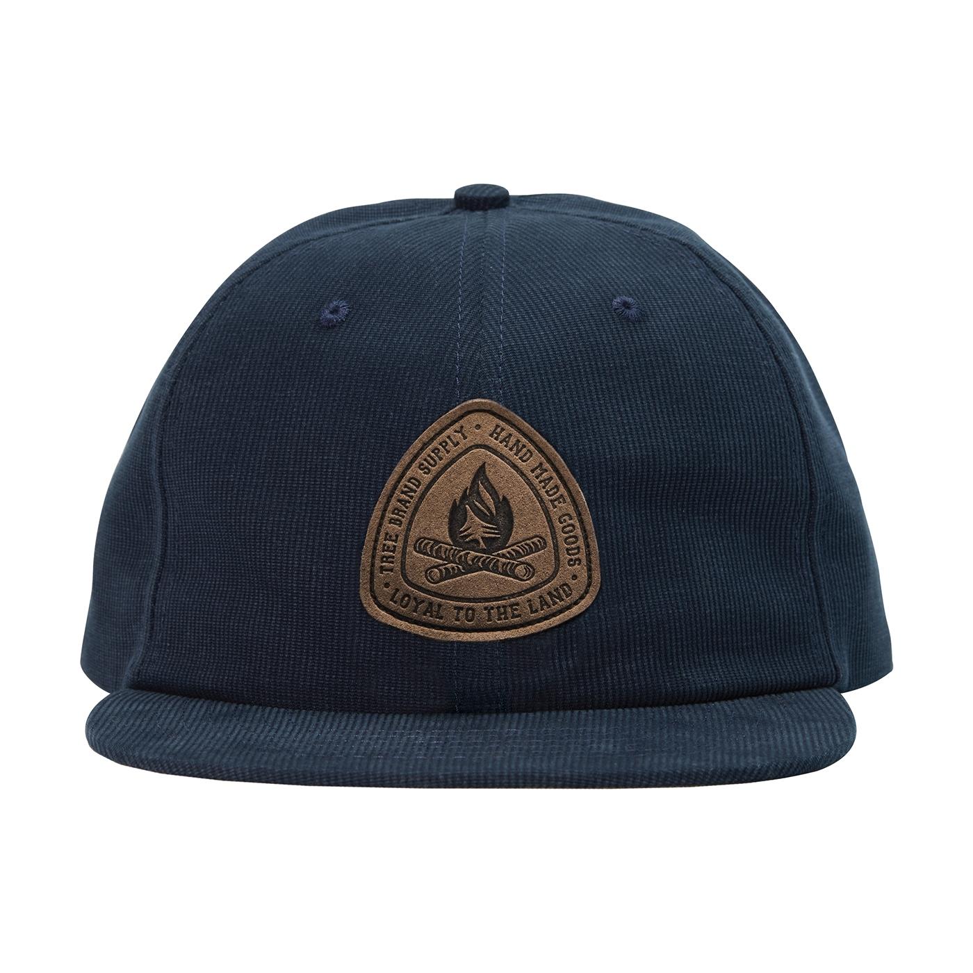 d7a936b787d Station Hat Navy   HippyTree