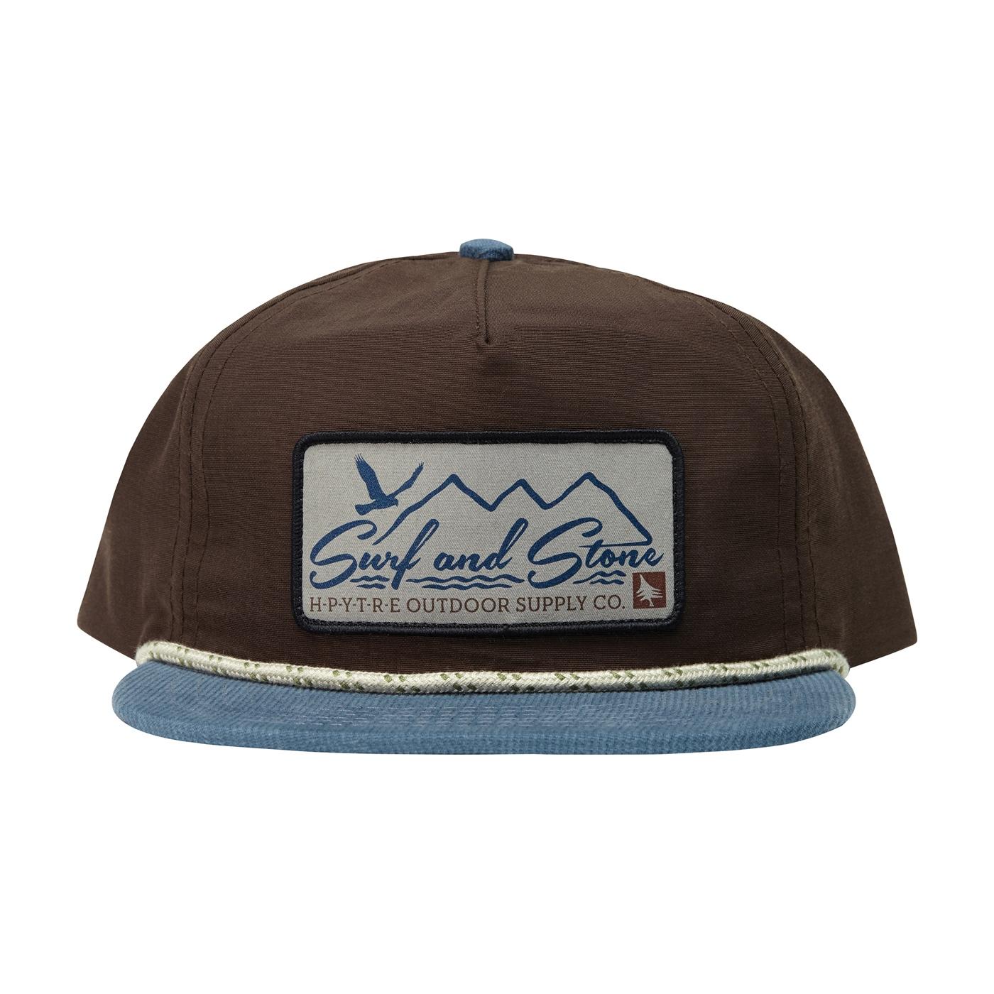 3c385c99043 Stowe Hat Brown   HippyTree