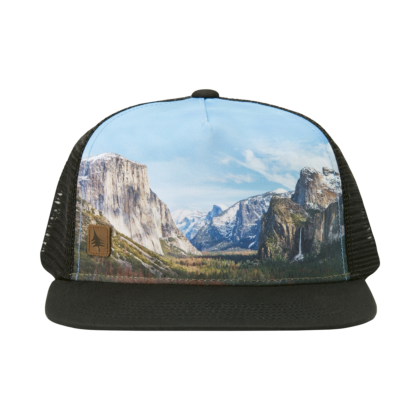Tunnel View Eco Hat
