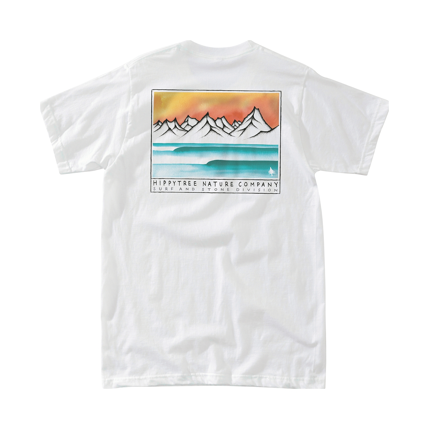 Wavecrest Eco Tee